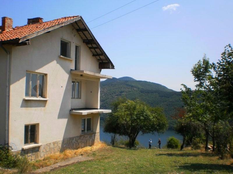 Immobilien Haus In Borovitsa Kardzhali Bulgarien See Berge