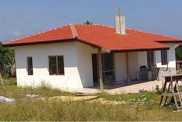 immobilien haus in bliznatsi varna bulgarien 110 qm bungalow 500 m garten 4 km zum meer. Black Bedroom Furniture Sets. Home Design Ideas