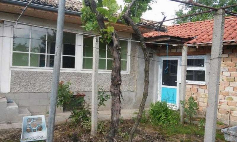 immobilien haus in velino shumen bulgarien 70 qm bungalow 750 qm garten 15 km zu schumen. Black Bedroom Furniture Sets. Home Design Ideas