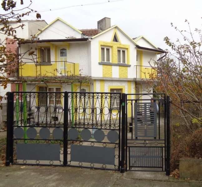 Immobilien Haus In Trastikovo Burgas Bulgarien Die Gesamtflache
